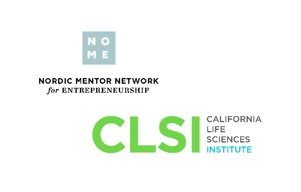 California Life Science Institute and NOME join forces to propel Nordic Life Sciences Startups