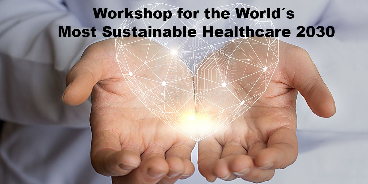 Workshop for the World´s Most Sustainable Healthcare 2030