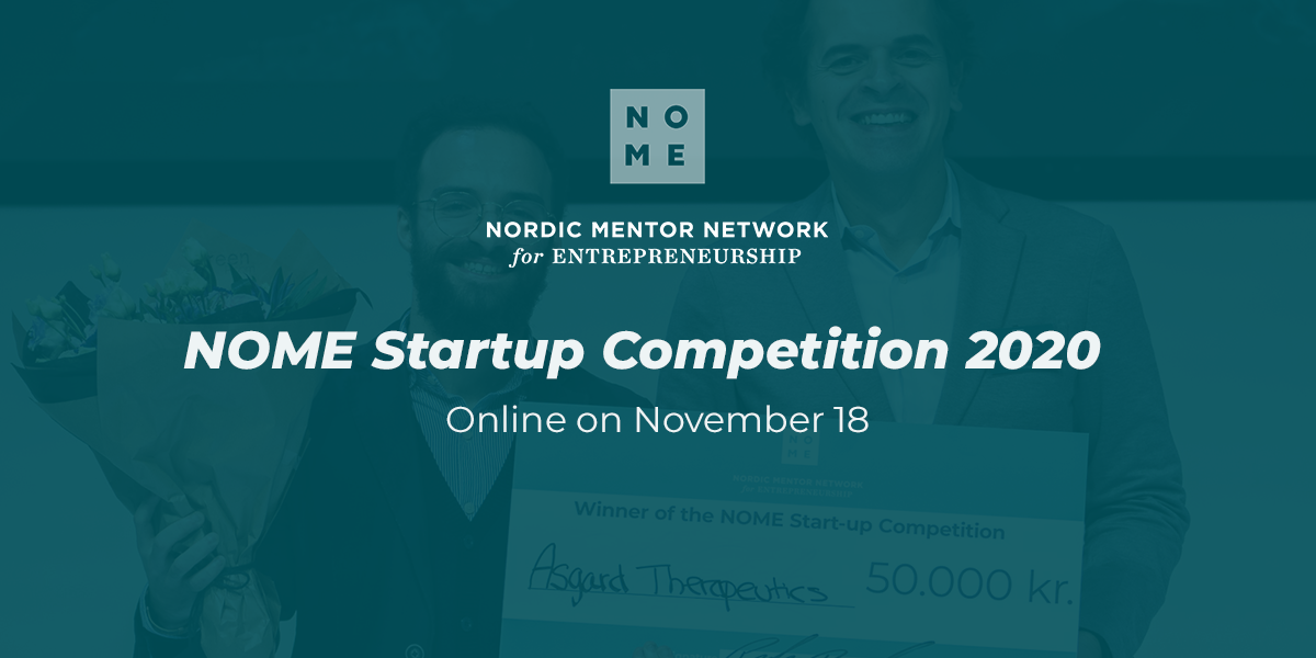 NOME startup competition